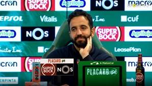 """""""Se tivesse um Paulo Futre na equipa, certamente éramos candidatos ao título"""", diz Rúben Amorim"""