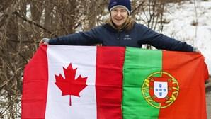 Portuguesa conclui no Evereste aventura para combater desigualdade de género
