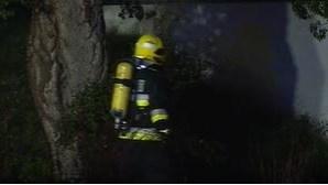 Incêndio destrói empresa de produtos químicos em Alcanena