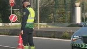 GNR realiza operação de fiscalização em Faro para controlo da circulação