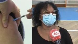 Mais de duas centenas de pessoas vacinadas contra a Covid-19 em Sines