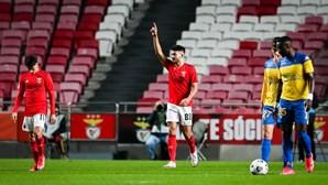 Gonçalo Ramos ganha novo fôlego no Benfica