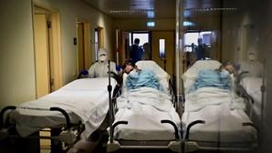 Desconfinamento só com menos de 242 doentes Covid nos cuidados intensivos, defendem especialistas