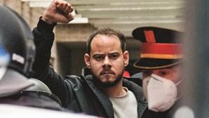 Pablo Hasél, herói e vilão numa Espanha dividida
