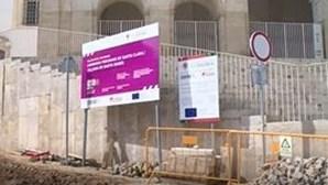 Trabalhos de requalificação em rua de Coimbra dificultam acessos dos moradores
