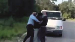 Condutor acusa a GNR de violência durante detenção na Gafanha da Nazaré