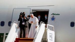 Papa Francisco deixa o Iraque após visita de três dias ao país. Veja as imagens