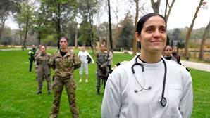 Exército português homenageia todas as mulheres que serviram e servem o País