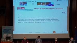 AO MINUTO | Especialista defende desconfinamento quando incidência estiver abaixo dos 60 casos de Covid-19 por 100 mil habitantes