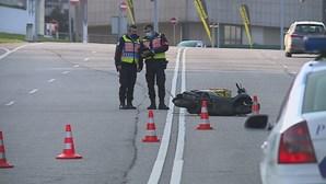 Dois feridos em colisão de motas em Vila Nova de Gaia