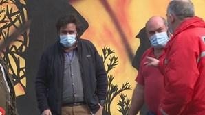 Bombeiros de Pinhel ainda não iniciaram vacinação contra a Covid-19