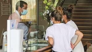 Hotéis com salários em atraso por falta de dinheiro para TSU