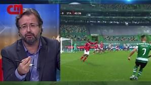 """Vítor Pinto e o regresso de Ronaldo a Alvalade: """"A competitividade do Sporting torna possível o sonho"""""""