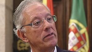 """Almeida Henriques, o presidente que dizia não poder """"ser de outra Câmara"""" que não Viseu"""