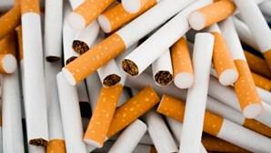 Desmantelada rede internacional de tráfico de cigarros com detenções em França e Bélgica