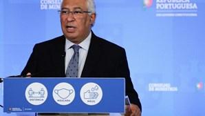 Costa considera esclarecidas dúvidas sobre vacina da AstraZeneca e pede unidade na UE
