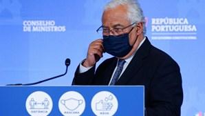 Governo levanta proibição de deslocações para fora de Portugal na 2.ª feira. Veja o comunicado com todas as medidas