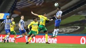 FC Porto vence o Paços de Ferreira e sobe para o segundo lugar da Liga