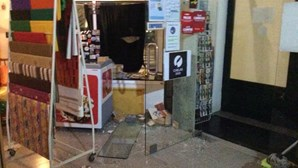 Papelaria assaltada pela 2,ª vez em 25 dias em Leça da Palmeira
