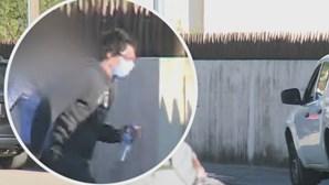 Filho incendeia casa e mata pai em Penacova