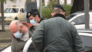 GNR reformado leva cinco anos de cadeia por fogo posto