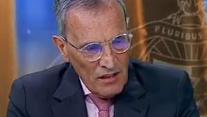 """Carlos Barbosa da Cruz e as desculpas do Benfica: """"Arbitragens, azar, covid e carinho"""""""