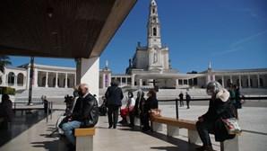 Santuário de Fátima preparado para receber 7500 peregrinos