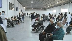 Mais de mil idosos convocados para receber vacina contra a Covid-19 em Matosinhos