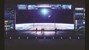 Férias num hotel no espaço onde os quartos têm vista para a Terra