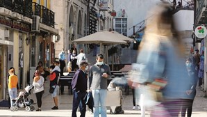 Sete mortos e 469 infetados com Covid-19 nas últimas 24 horas em Portugal