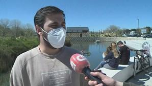 Habitante de Leiria descreve como sentiu o sismo de 3.0 na escala de Richter