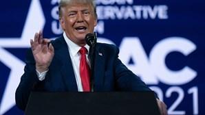 """Donald Trump processa sobrinha e jornal """"The New York Times"""" por investigação aos seus impostos"""
