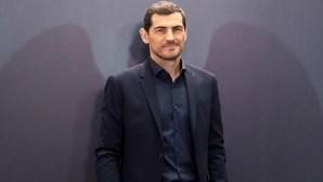 Forte dor no peito leva Iker Casillas ao hospital dois anos depois de sofrer enfarte