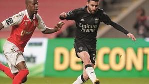 Águia regressa aos milhões da Champions com vitória frente ao Sp. Braga