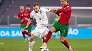 Portugal ganha Azerbaijão com autogolo
