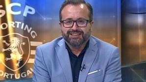 """Vítor Pinto diz que o Benfica """"não está interessado em que se crie uma nova novela Cavani"""""""