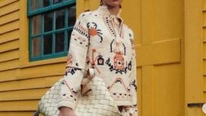 Marca norte-americana vende camisola poveira por 695 euros e diz ser design próprio. Estilista pede desculpa