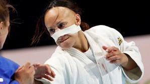 Judoca Joana Ramos conquista medalha de bronze no Grand Slam de Tbilissi na Geórgia