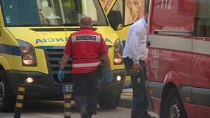 Menino de cinco anos cai do segundo andar de prédio na Póvoa de Varzim