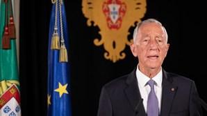 """Marcelo promulga alterações do Governo a apoios sociais e realça """"cabimento orçamental"""""""