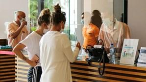 Hotelaria sofreu perdas diárias de nove milhões de euros