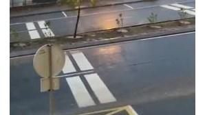 Chuva e trovoada colocam Madeira em aviso laranja até às 12h00