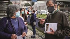 Fenprof defende marcação urgente de mais um fim de semana para vacinar docentes
