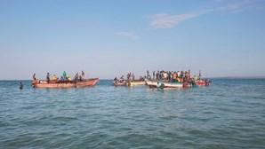 Alegado roubo de combustível provoca derrame na baía moçambicana de Pemba