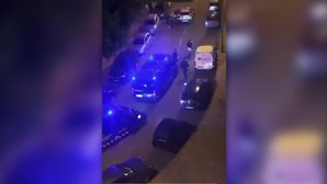 Elite da PSP trava ataque contra GNR em Olhão