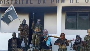 Desconhecidos armados atacam posto policial no centro de Moçambique