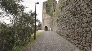 Castelo de Leiria reabre após três anos de obras