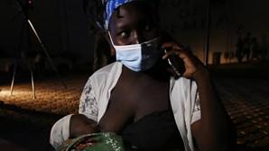 Jacinta da Esperança, bebé sobrevivente que a insurgência batizou