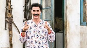 'Borat: O Filme Seguinte' ganhou dois prémios no registo de Comédia ou Musical: Melhor Filme e Melhor Ator para Sacha Baron Cohen, que estava também nomeado para Ator Secundário com 'Os 7 de Chicago'