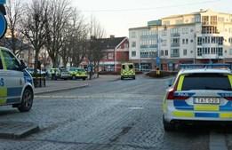 Polícia investiga polícia ataque terrorista na Suécia